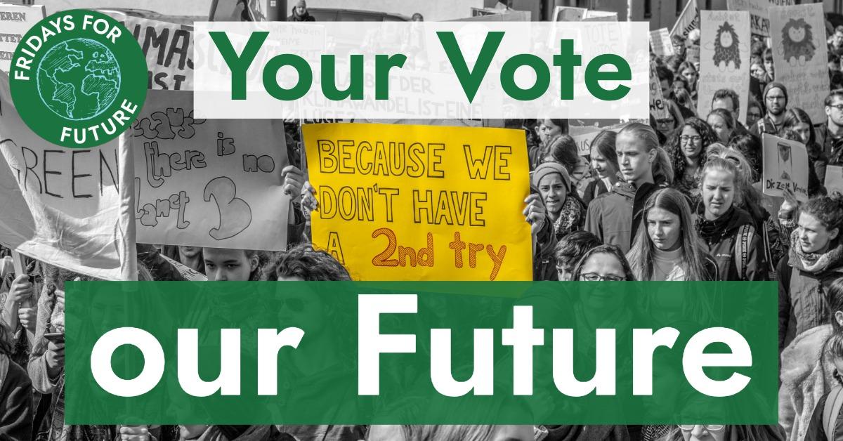 Globaler Klimastreik am 24.05.2019 zur Europawahl | Fridays for Future