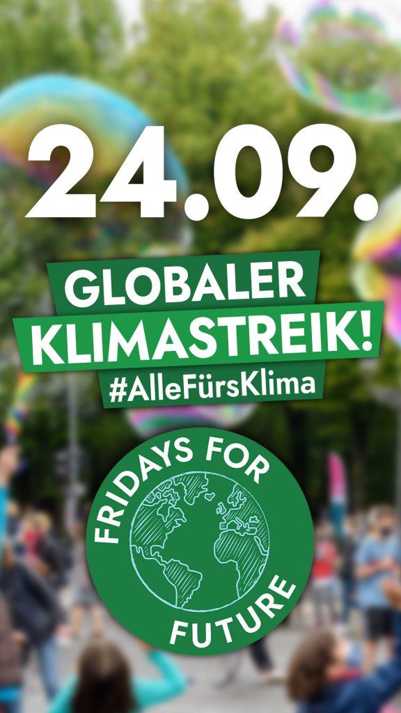 Globaler Klimastreik (auch in Darmstadt)